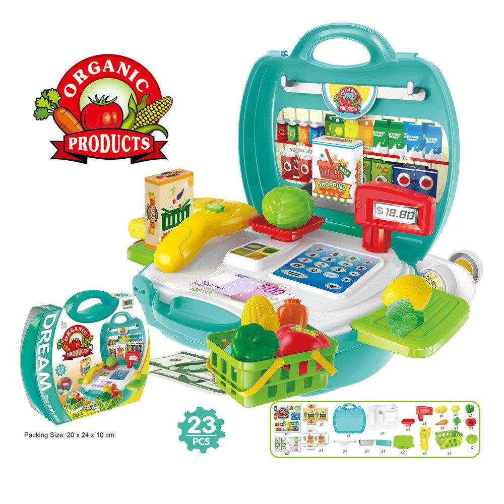Gelb waitFOR Spielzeug Baby Lernspielzeug Kinderspielzeug Toy Spielzeug 1 Jahre,Kinder K/üche Kochen Rollenspiel Toy Set mit Licht-Sound-Effekt