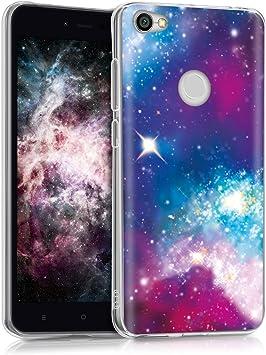 kwmobile 43583.01 Funda para teléfono móvil Multicolor: Amazon.es ...