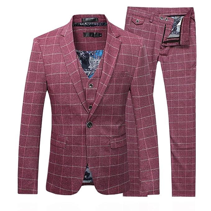 Traje de 3 piezas con chaqueta ad66bd4efeb2