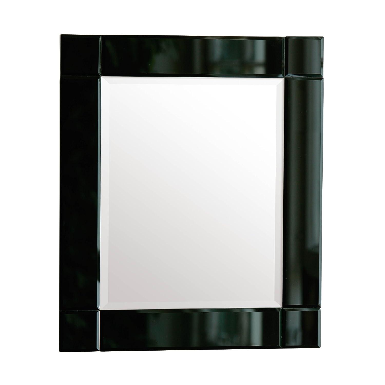 Amazon.de: Premier Housewares Rechteckiger Wandspiegel 60x90 cm ...