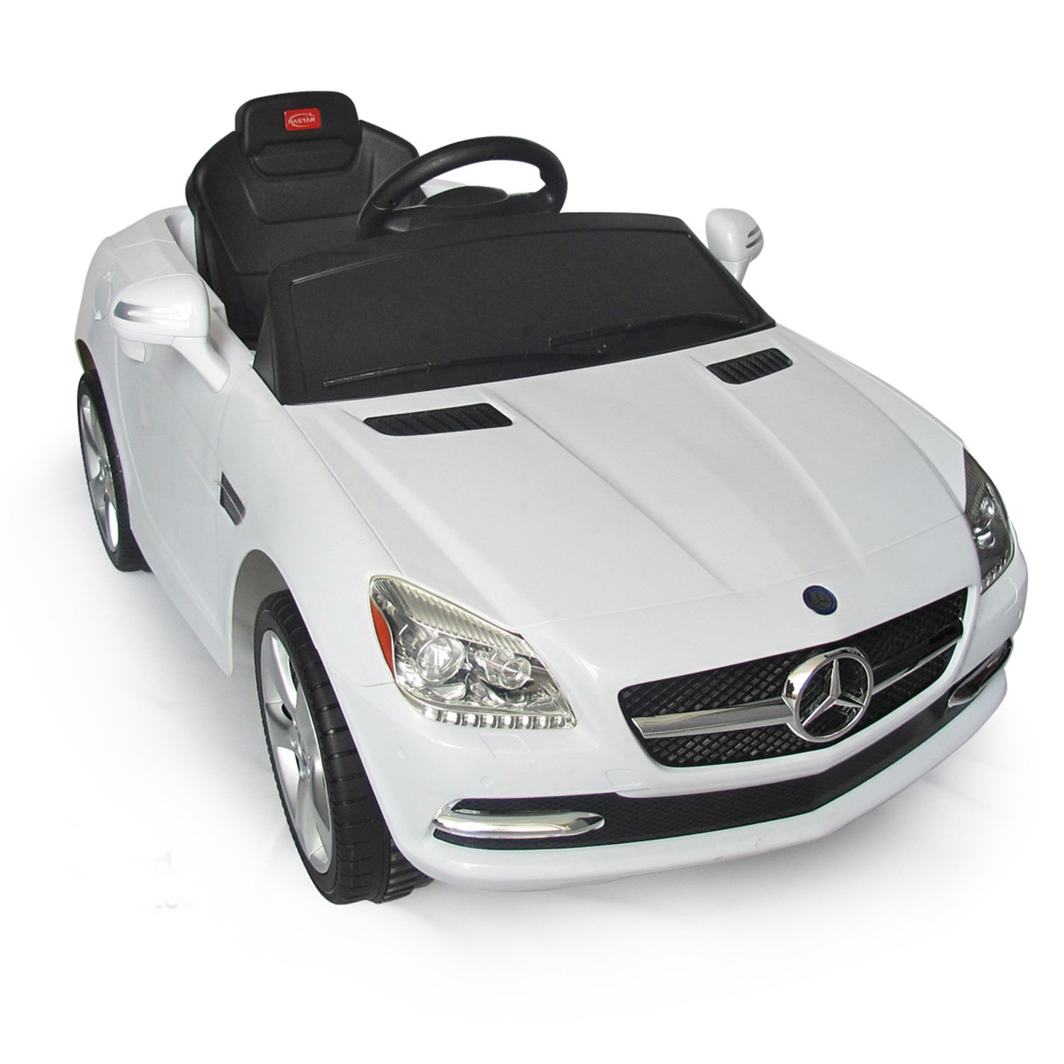 Electric Kids Cars >> Amazon Com Mercedes Benz Slk Kids 6v Electric Battery Powered