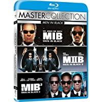 Men in Black Trilogia (3 Blu-Ray) [Italia] [Blu-ray]