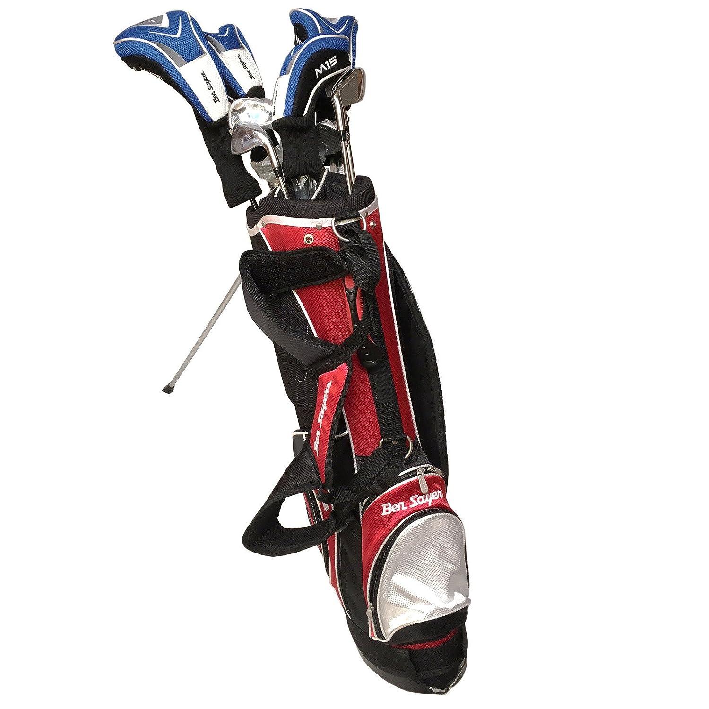 Ben Sayers M15 diestros juego de palos de golf y bolsa de ...