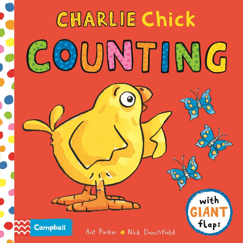 Read Online Charlie Chick Counting PDF