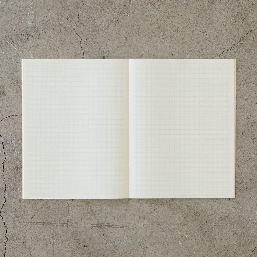 MIDORI MD Notebook Light A4 Variant (Gridded) 3 pcs/pack by Desighnphil (Image #7)