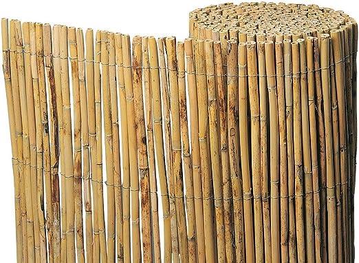 Gardeneas Cañizo Natural Bambú Fino 2x5 Metros: Amazon.es: Hogar