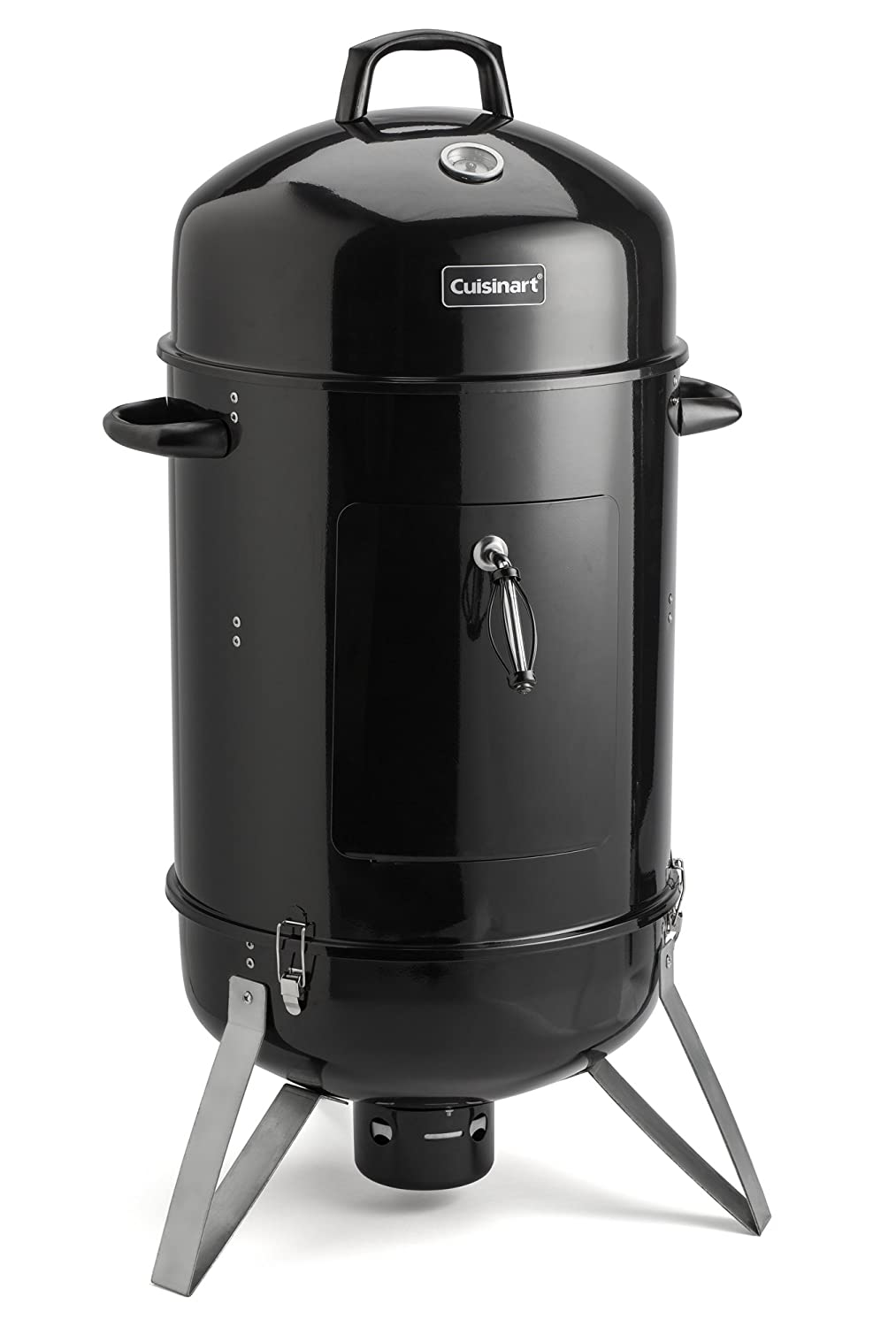 "Cuisinart COS-116 16"" Vertical Charcoal Smoker"