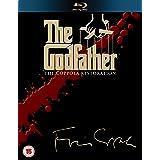 The Godfather Coppola Restoration [Blu-ray]  [1972] [Region Free]