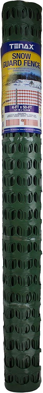 Tenax x 82119006, 4' X 50', Green