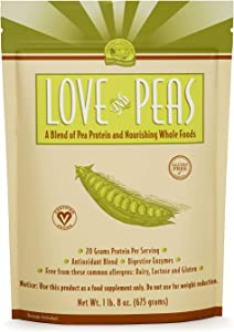 Nature's Sunshine Love and Peas 675g Bag