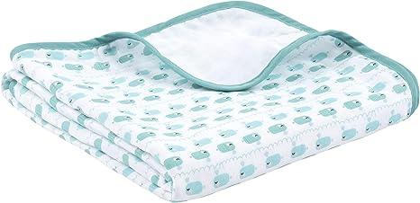 La manta para bebés de emma & noah es extra suave y acolchada, 100 ...