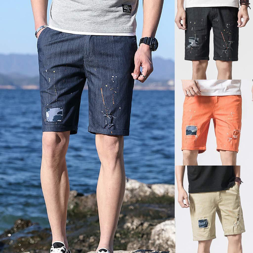 Amazon.com: Pantalones cortos de camuflaje para hombre, de ...