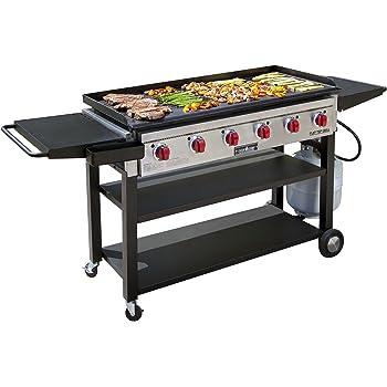 Amazon Com Blackstone 36 Inch Outdoor Flat Top Gas Grill