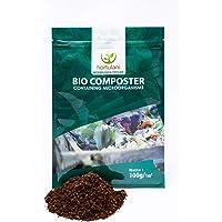 Hortulani BioComposter: Fabricante y Acelerador de Compost 100% Natural para Hacer el Mejor Compost para Tomates…