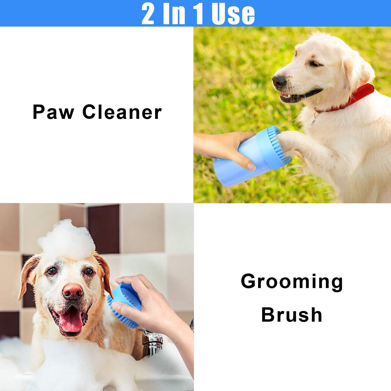 Amazon.com: AK KYC Limpiador de huellas de perro/limpiador ...