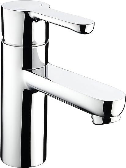 Chrome Bristan Nero Bath Filler Tap