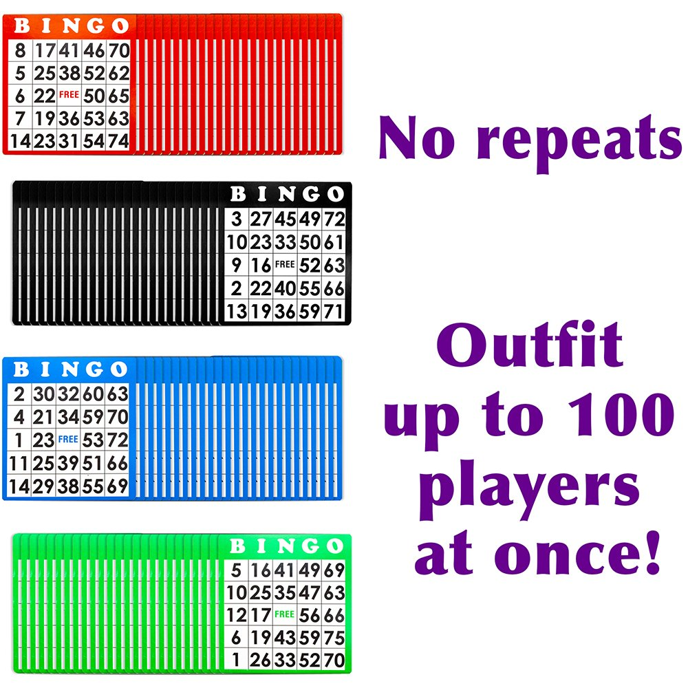What is the best color to wear to bingo?