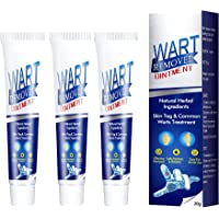 3PCS Wart Remover, Instant Blemish Removal Gel, Skin Tag Remover, Fast-Acting Wart Remover-Quickly and Easily Remove…