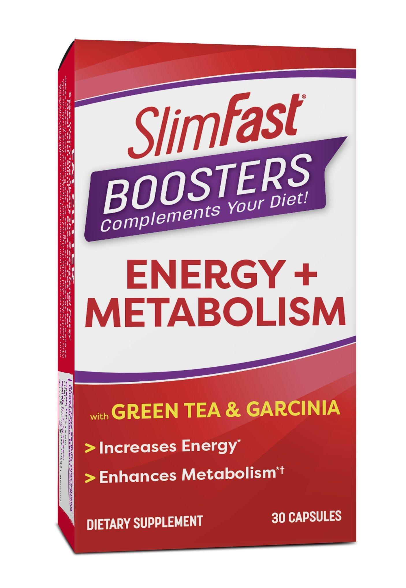 Amazon com: SlimFast Advanced Energy Vanilla Shake – Ready to Drink