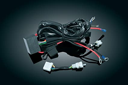 amazon com kuryakyn 7672 plug and play trailer wiring relay forimage unavailable image not available for color kuryakyn 7672 plug and play trailer wiring relay for harley davidson