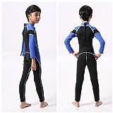 IREENUO Kids Wetsuit Neoprene 2.5mm Thick Long