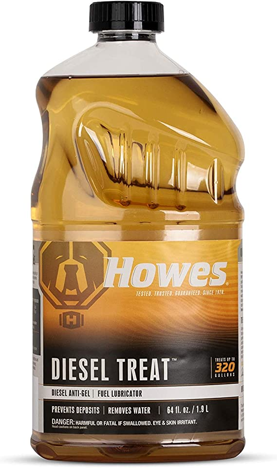 Amazon Com Howes 103060 Diesel Treat Diesel Conditioner And Anti Gel 64 Oz Automotive