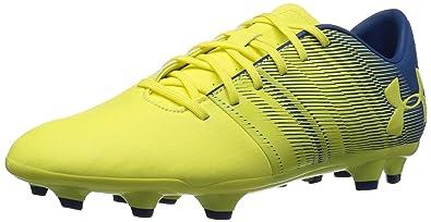UA Spotlight DL FG Chaussures de Football Homme Noir (Noir - 40 EUUnder Armour Prix Le Plus Bas Rabais vraiment KANL2ae