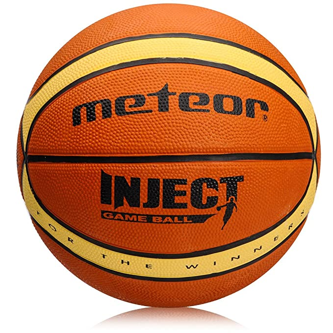 3 opinioni per Meteor Palla Basket Pallone da Basket Palla da Basket Basketball- Taglia 5 o 6 o