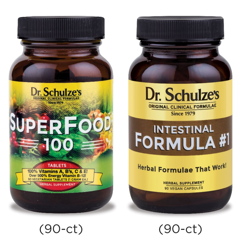 Dr. Schulze's Doc Hollywood Secrets - Detox & Weight Loss by Dr. Schulze's