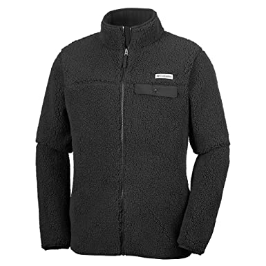 f51c7b0e36d Columbia Mountain Side Heavyweight Fleece Full-Zip Jacket Mens (Medium