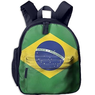 636b81523d Adfjtys Brazil Stylish Bag Canvas Backpack Shoulder Bag Bag Casual Bag For  Your Children Even More