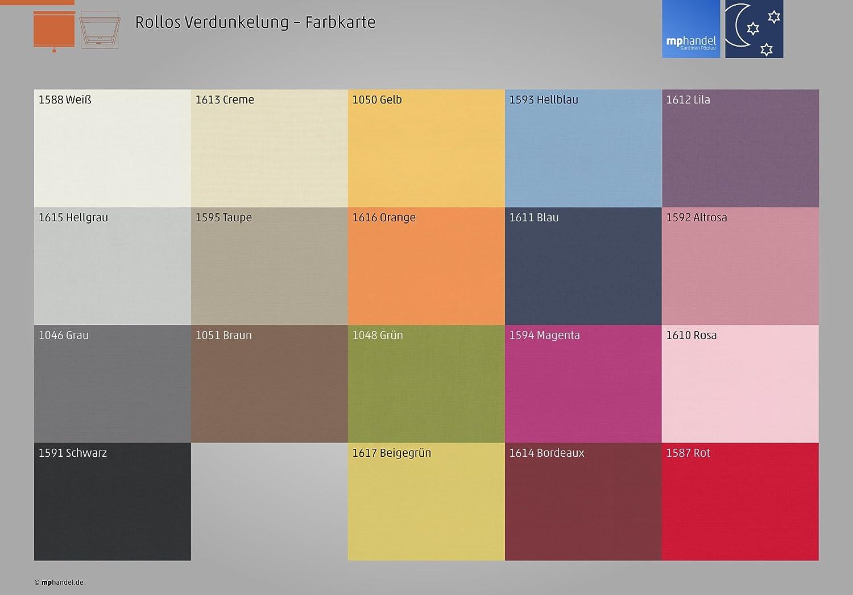 Dachfenster Thermo Rollos f/ür Velux Fenster Deutsches Markenprodukt Sonnenschutz VL VU VKU Y97//Y99