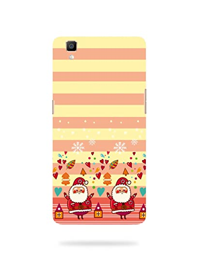 super popular e995b a1fb4 Printed Cover for Oppo R7s / Oppo R7s Printed Back: Amazon.in ...