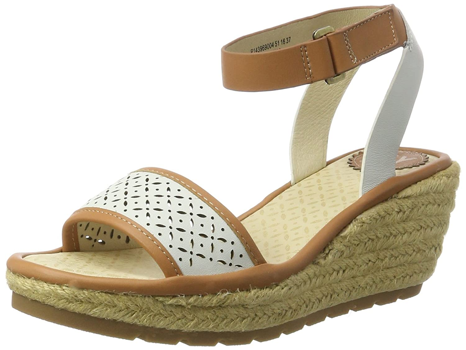 Ekal969fly London Womens Fly Leather Sandals PkXiOZuT
