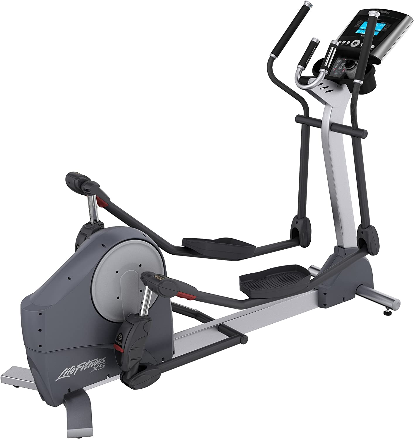 Life Fitness X5 Elliptical Cross-Trainer with Advanced Workout Console