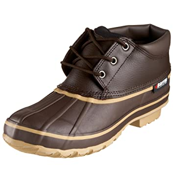 Baffin Mens Brown Boots Whitetail