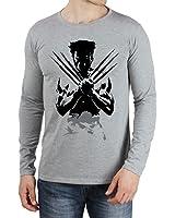 Sayitloud Printed Full Sleeve T Shirt