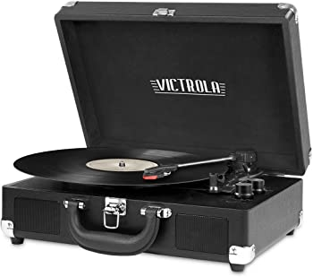 Innovative Technology Victrola 3-Speed Vintage Turntable