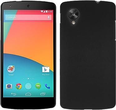 PhoneNatic - Carcasa para Nexus 5, 2 protectores de pantalla ...
