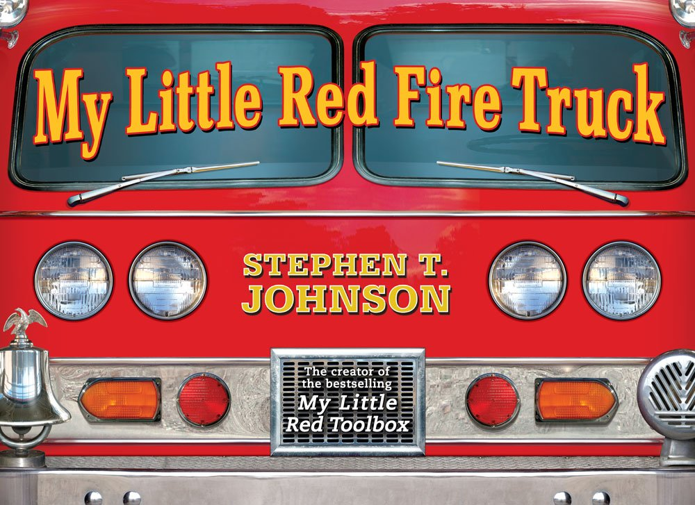 My Little Red Fire Truck (Paula Wiseman Books)