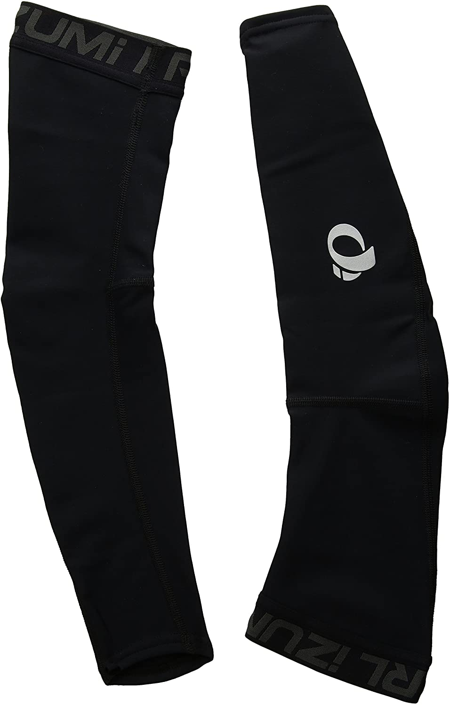 Black PEARL iZUMi ELITE Thermal Arm Warmer X-Large