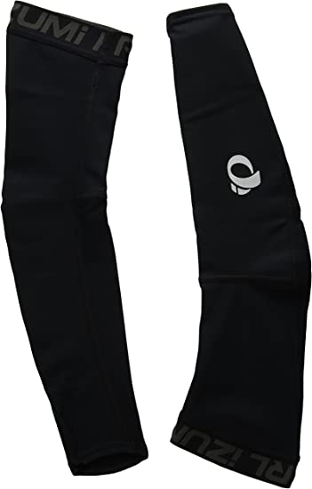 PEARL iZUMI Elite Thermal Knee Warmers Cycling Knee Warmer Black Large LG