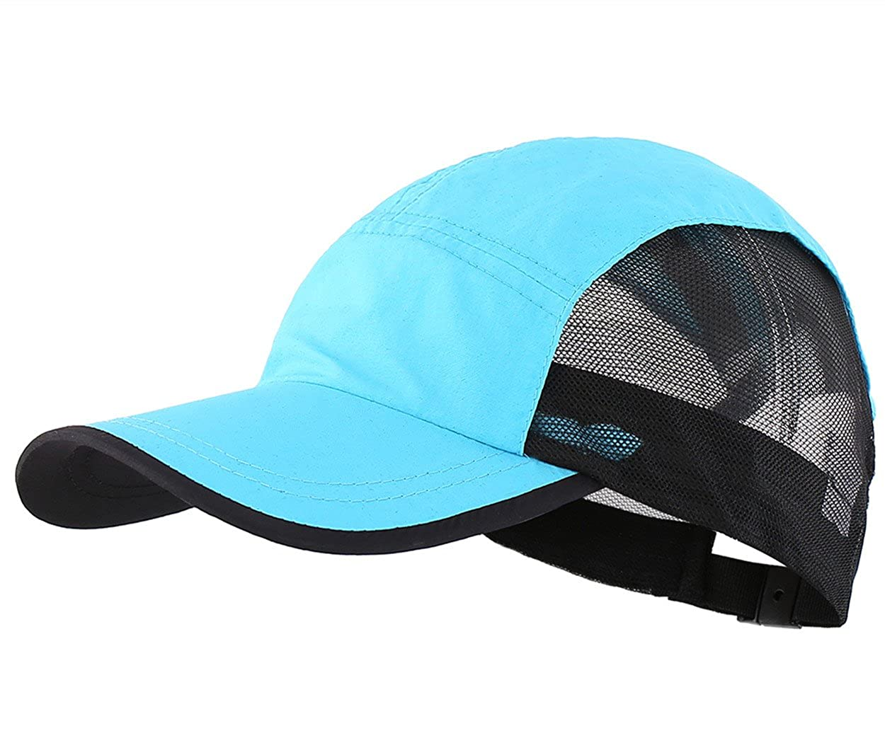 Magracy Kids Boys Quick Drying Sun Cap Summer UV Protection Cap Adjustable Mesh Sports Hat