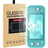 Oribox Glass Screen Protector for Nintendo Switch Lite 2019 (5.5 inch)Tempered Glass Screen Protector,2-Pack Clear…