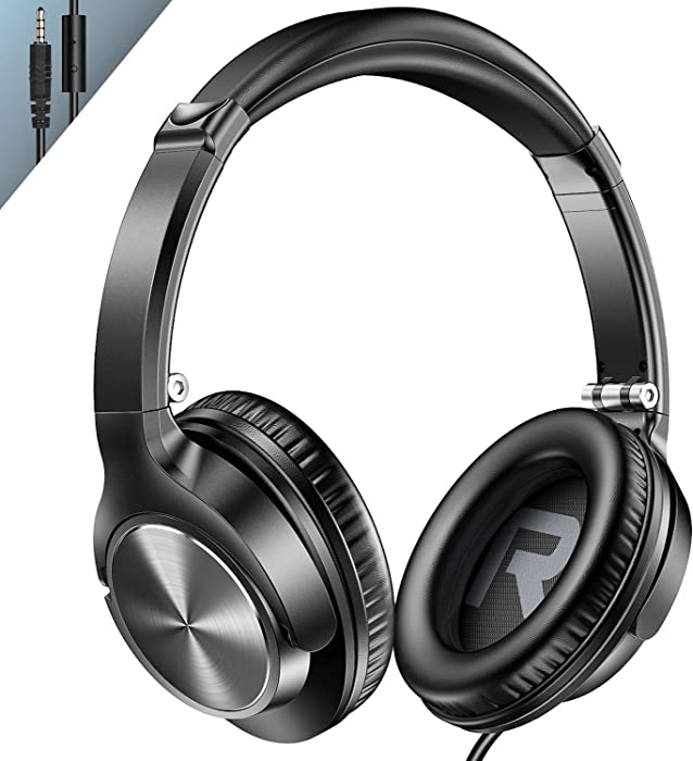 Top 9 Over Ear Headphones With Mic For Laptop