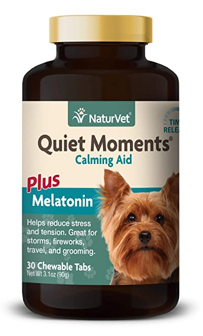 NaturVet – Quiet Moments Calming Aid