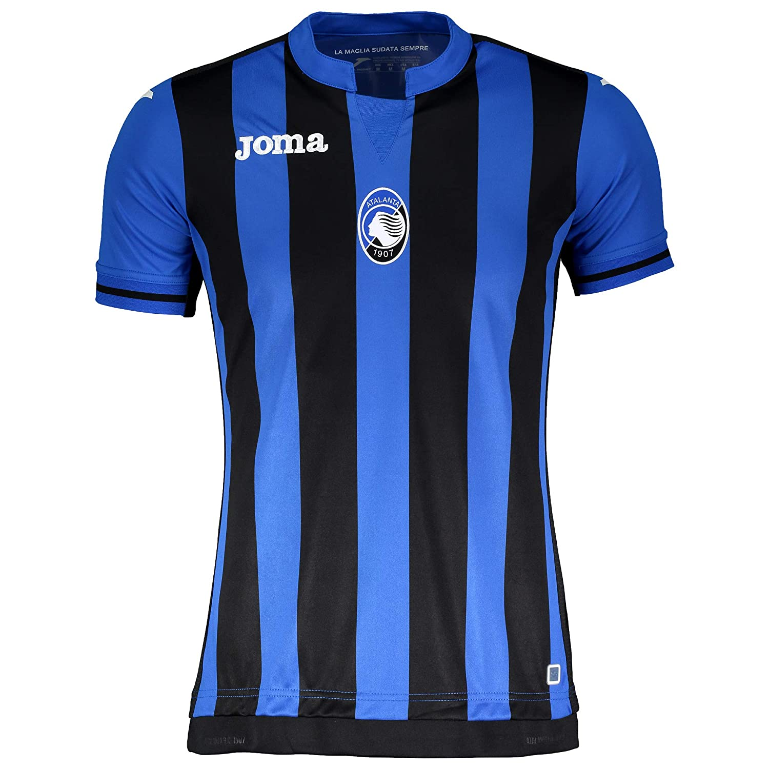 Amazon.com : Joma Atalanta BC 2018/2019 1st and 2nd Jersey : Sports & Outdoors