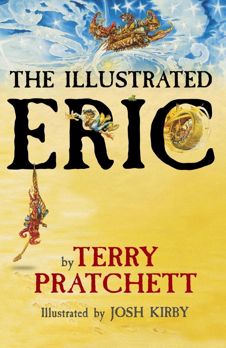 Download The Illustrated Eric pdf epub