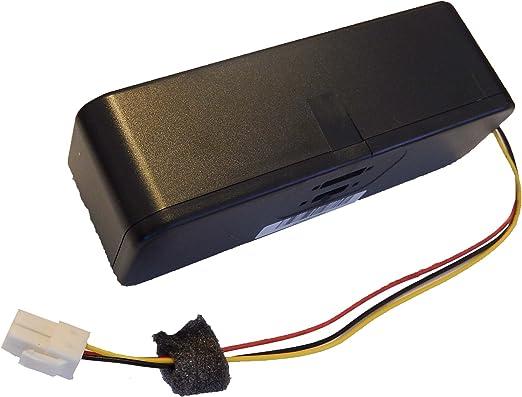 INTENSILO Li-Ion batería 6000mAh (14.4V) para Samsung Navibot SR8730, SR8750 Light, SR8824, SR8825, SR8828, SR8830, SR8840 por VCA-RBT20.: Amazon.es: Hogar