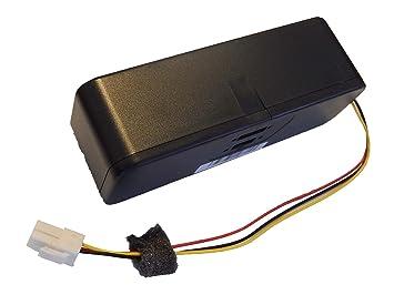 INTENSILO Li-Ion Batería 6000mAh (14.4V) para Samsung Navibot SR8730, SR8750 Light, SR8824, SR8825, SR8828, SR8830, SR8840 por VCA-RBT20.